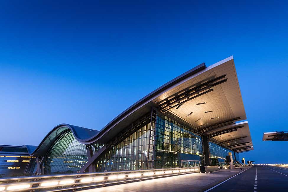 Hamad International Airport United Globe